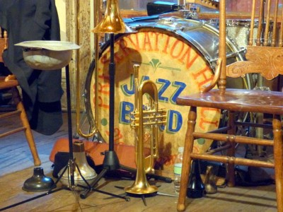 Preservation Hall Jazz Venue New Orleans