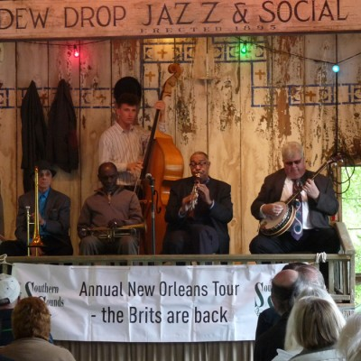 New Orleans Jazz Holiday Dew Drop Band