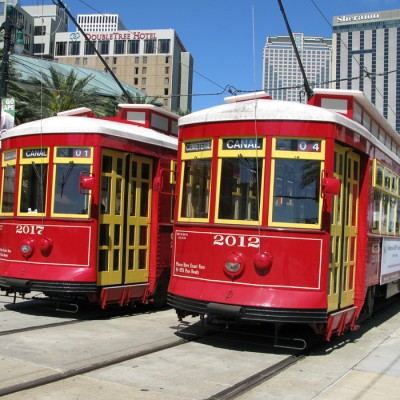 New Orleans Street Cars