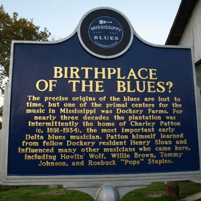 birthplace of the blues