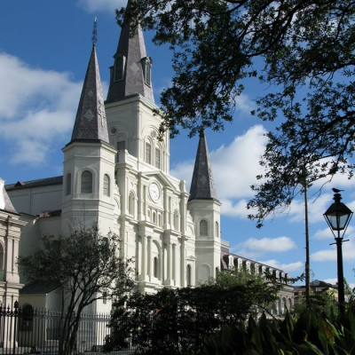 Jackson Sqaure Cathedral New Orleans