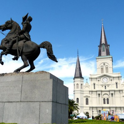 St Louis Catherdral New Orleans