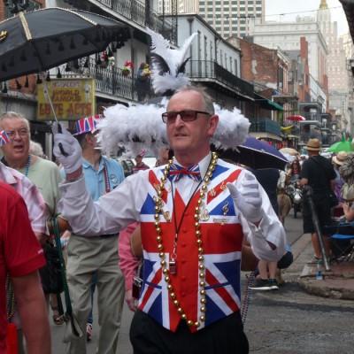 New Orleans Jazz Holiday British Street Parade