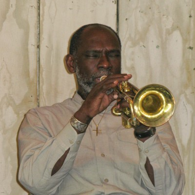 Greg Stafford plays jazz for the British Jazz Group