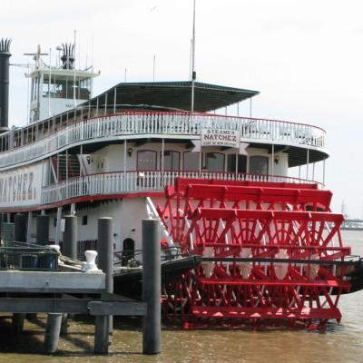 Jazz Cruises on the Natchez Paddle Steamer